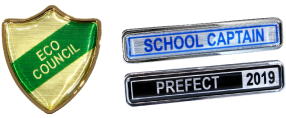 School Badges | www.namebadgesinternational.co.uk